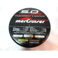 "14605-1 Mercruiser V8 5.0 Thunderbolt 5 Flame Arrestor/Carburetor Cover 8.25"""