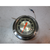 Vintage Airguide Contralog Speedometer 50 MPH 4 in Diameter