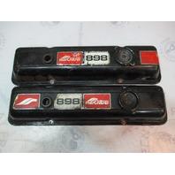 79961Mercruiser 898 Stern Drive Rocker Valve Cover Set (2) 79961T1