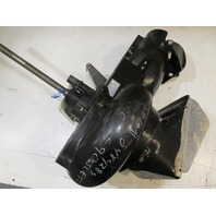 1993 OMC Evinrude Johnson Outboard Jet Drive R Volute Hsg w/ Exhaust Tube & Gate