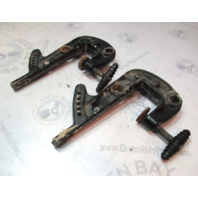 1440-5311A1 Mercury Outboard  50-85 HP Transom Stern Clamp Bracket Set 1971-1975