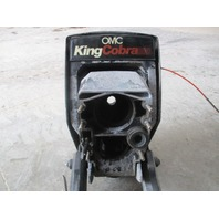 3850970 OMC King Cobra Stern Drive Gimbal Transom Housing Assembly 7.4L V8