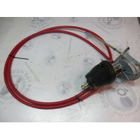 D304411-168 Morse Red Jacket 14' Marine Boat Rotary Steering Cable & Tilt Helm