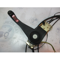 OMC Cobra Throttle Shift Remote Control Box with Trim/Tilt 12' 13' Cables 1979+