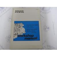 2826 Volvo Penta Workshop Manual 100 & 120 Series Diesel Engines 1974
