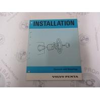 5192 Volvo Penta Installation Manual Aquamatic Controls & Steering
