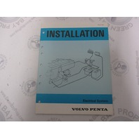 5194 Volvo Penta Installation Manual Aquamatic Electrical System