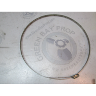 0308735 OMC Stringer Sterndrive Transom Seal Clamp