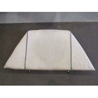 Marine Boat Front Bow Seat Cushion for 1988 Bayliner Capri Gray