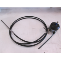 Teleflex 16' Boat Rotary Steering Cable and Helm
