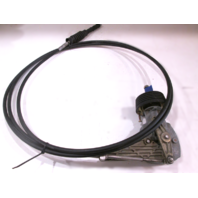17' Teleflex JBS Jet Boat Mechanical Steering Cable & Helm For Mercury Sport Jet