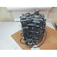 6CE-W009B-04-9S Yamaha Power Head 4 Stk V6 225-300 Cylinder Block & Crank Case