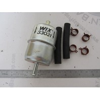 33031 Wix Early Model Gasoline Engine In-Line Fuel Filter