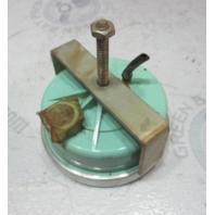 "122994 Vintage OMC Marine Boat Gauge Speedometer 50 MPH  4 1/4"""