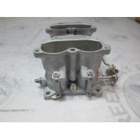 Rebuilt 393777 393778 Evinrude Johnson 90 115 140 V4 Upper & Lower Carburetors