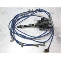 805185A36 Mercruiser Chevy  V8  Distributor W/ Wires