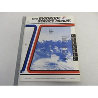 5423 Evinrude 1979 Outboard Service Manual 2 HP 2902