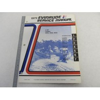 5424 Evinrude 1979 Outboard Service Manual 4 HP