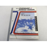 5426 Evinrude 1979 Outboard Service Manual 9.9 & 15 HP