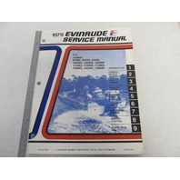 5430 Evinrude 1979 Outboard Service Manual V-4 85-140 HP