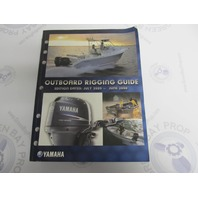 LIT-18865-00-06 Yamaha Outboard Rigging Guide Manual 2005-2006 Edition