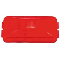 SEALED CLEARANCE/SIDE MARKER LIGHT-Red Trailer Light Only