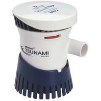 TSUNAMI CARTRIDGE BILGE PUMP-T800 Pump 800GPH, Uses Repl. Cartridge 4622-6