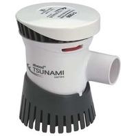 TSUNAMI CARTRIDGE BILGE PUMP-T1200 Pump 1200GPH, Uses Repl. Cartridge 4624-6