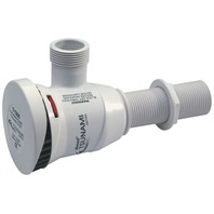 "TSUNAMI CARTRIDGE LIVEWELL AERATOR PUMP-T1200 Pump, 1200 GPH, Use w/3/4"" Seacock"