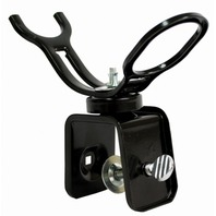 CLAMP-ON ROD HOLDER-Adjustable Clamp-On Rod Holder