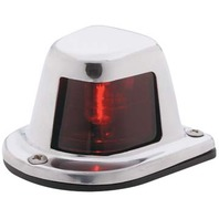 1-MILE STAINLESS STEEL SIDELIGHT-Sidelight, Red/Port