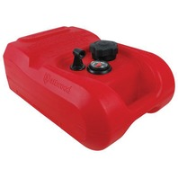 "ATTWOOD EPA/CARB COMPLIANT PORTABLE FUEL TANKS-3 Gallon with Fuel Gauge, 11.45""W x 16.55""L x 7.3""H"