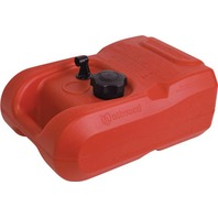 "ATTWOOD EPA/CARB COMPLIANT PORTABLE FUEL TANKS-6 Gallon, 13.5""W x 19.82""L x 9.16""H"