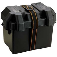 "STANDARD BATTERY BOX-24 Series, 14"" x 9-5/8"" x 10-5/8"""