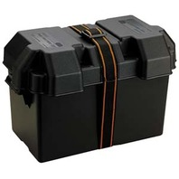 "POWER GUARD 27 BATTERY BOX-27 Series, 16-7/8"" x 9-5/8"" x 10-7/8"""