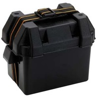 "SMALL BATTERY BOX-Small, 11"" x 7-1/2"" x 8-3/4"""
