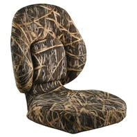 ATTWOOD CLASSIC FOLDING SEAT-Shadow Grass Camo