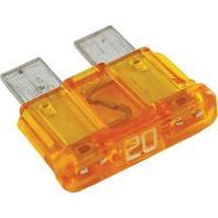 ATO/ATC BLADE FUSE-ATO/ATC Fuse, 20 Amp, 2-Pack