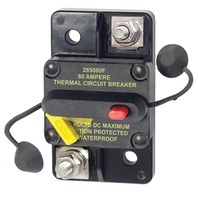 285 SERIES THERMAL CIRCUIT BREAKER, SURFACE MOUNT-80A