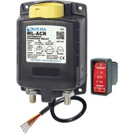 ML-SERIES AUTOMATIC CHARGING RELAY, 500 AMP-12V Relay, Stripped Wire Cable Ends