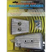 MAGNESIUM ANODE KITS, VOLVO PENTA-Volvo Penta Anode Kit,  DPS/SX-A Drive