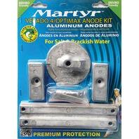ALUMINUM ANODE KIT for Mercury Verado 4/OptiMax