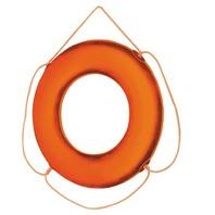 "JIM-BUOY  LIFE RINGS-30"", Orange"