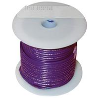 SINGLE CONDUCTOR TINNED MARINE PRIMARY WIRE, BULK-14 Ga Purple 100