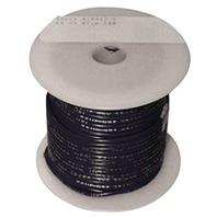 SINGLE CONDUCTOR TINNED MARINE PRIMARY WIRE, BULK-12 Ga Black 100