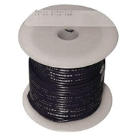 SINGLE CONDUCTOR TINNED MARINE PRIMARY WIRE, BULK-10 Ga Black 100
