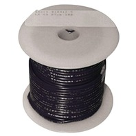 SINGLE CONDUCTOR TINNED MARINE PRIMARY WIRE-10 Ga Black 25