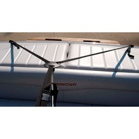 BOAT COVER SUPPORT SYSTEM-Boat Cover Support Strap System