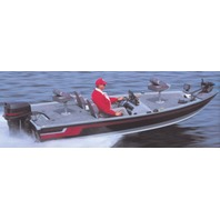 "JON STYLE BASS BOAT COVER-16'6"" x 72"" Beam"