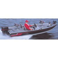 "JON STYLE BASS BOAT COVER-19'6"" x 94"" Beam"